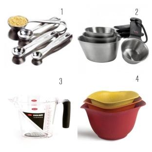 12 herramientas esenciales en la preparaci n de alimentos for Herramientas que se utilizan en un vivero