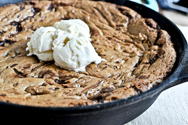 Skillet Toffee Recipe — Dishmaps